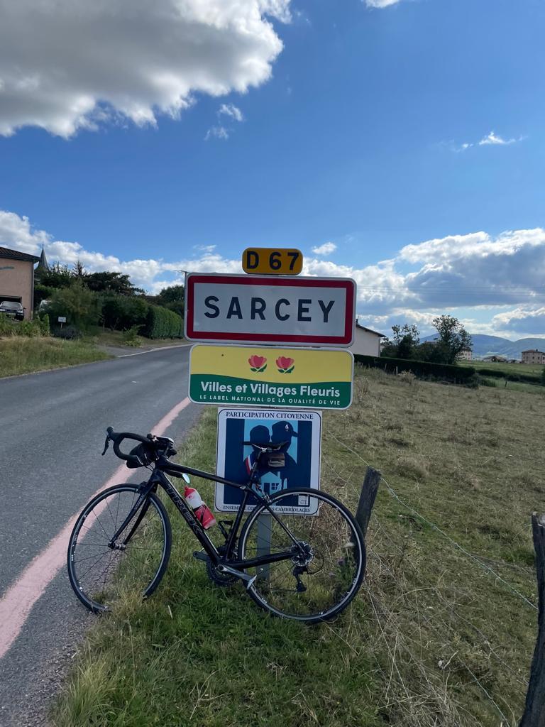 Sarcey 2021